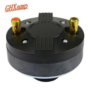 Image 2 - Ghxamp 25 Kern Hoorn Luidspreker Tweeter 25.4 Core Treble Driver Head Titanium Diafragma Professionele Stage 8Ohm 50W