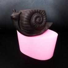 3D Animal Pot Mold for Concrete Gardening flower decorating planter cem