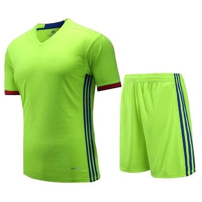 SYNSLOVEN personalizado nombre Número logo niños fútbol traje de manga  corta fútbol ropa deportiva fútbol uniformes verano equipo en Juegos de  fútbol de ... cf98ad5ec4e4f