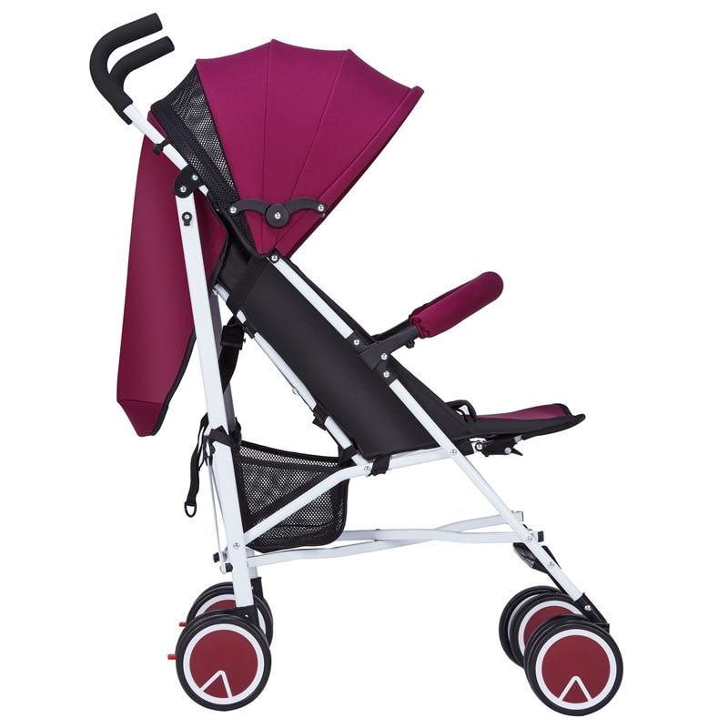 Kunbao Baby Stroller პორტატული ულტრა - ბავშვთა საქმიანობა და აქსესუარები - ფოტო 4