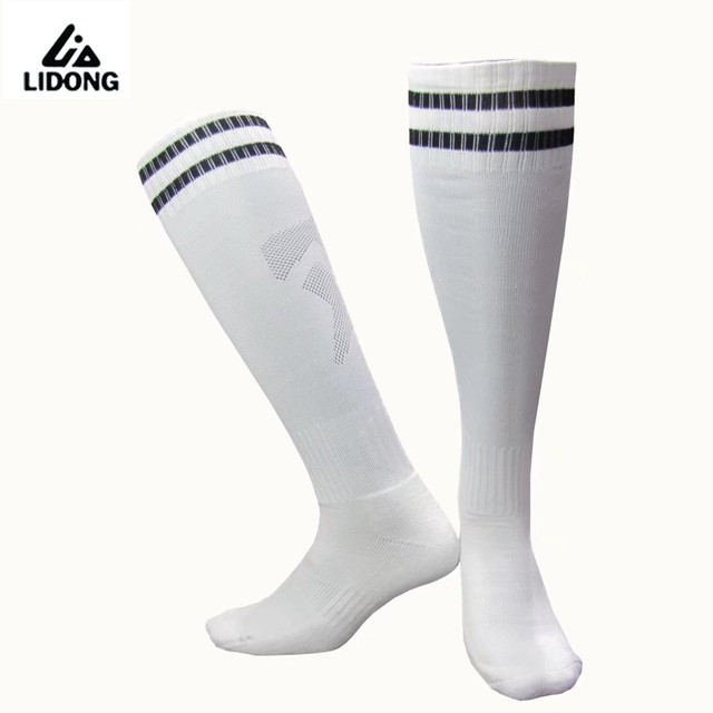 Thicken Men Women Soccer socks Leg Stretch Stockings Sox Sock Tights Kids Boys Sports Basketball Football Cycling towel socks