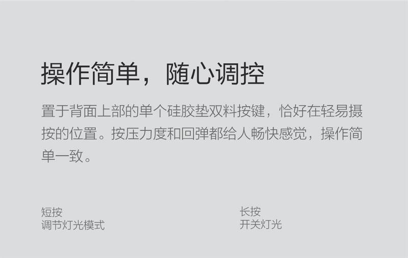 Original Xiaomi Mijia Yuemi Fill Led Light ( Mobile Phone Selfies ) For Xiaomi Smart Home Three Dimming  Minimalist Design (16)