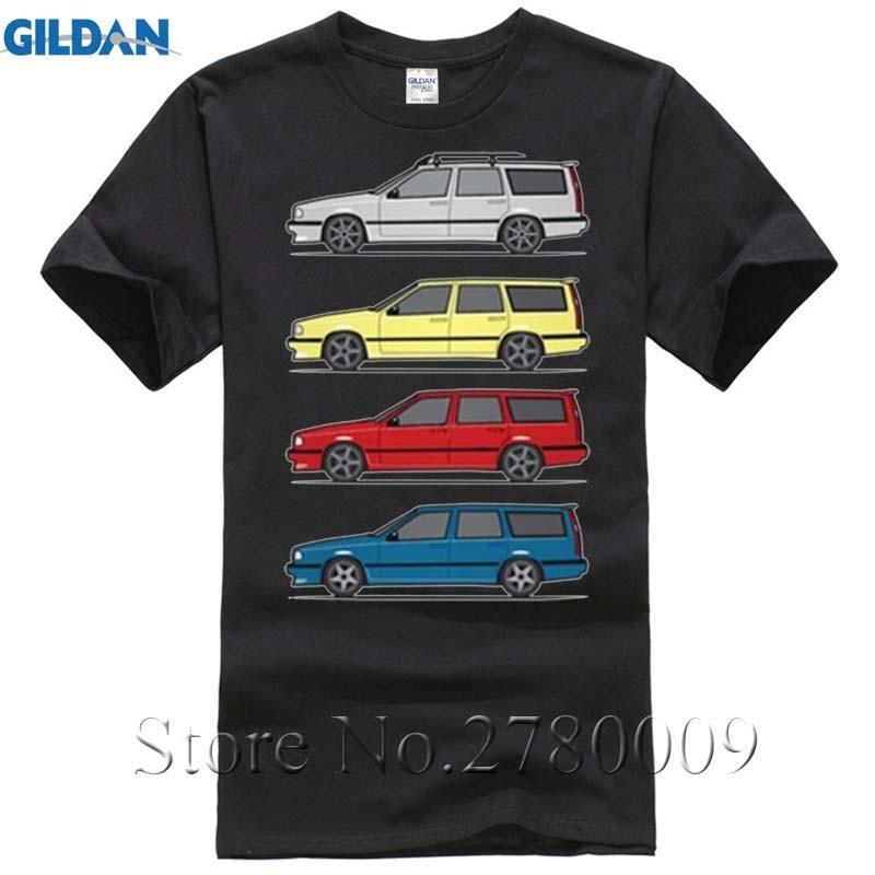 T-Shirt Fashion Camisetas Masculina Crewneck Hombre Turbo Wagons Mens T Shirts Short Sleeve Tees Shirt Men T Shirt