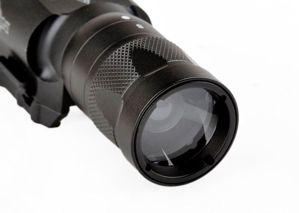 Night-evolution luz tática x300v pistola lanterna led300