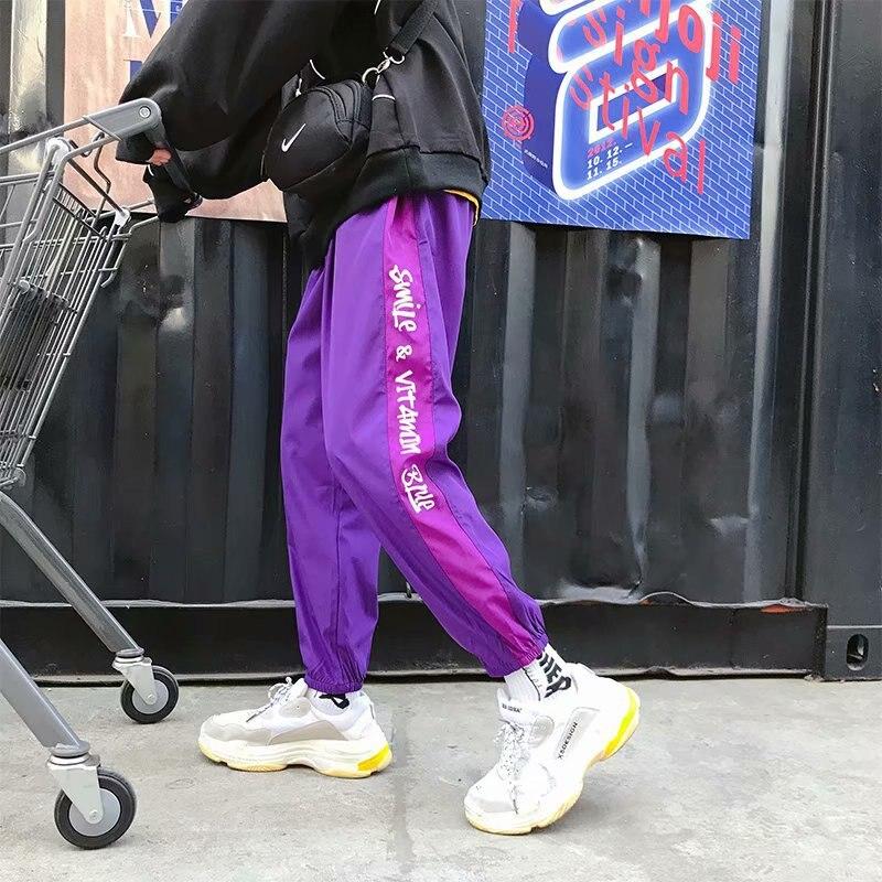 Harem-Pants Streetwear-Trousers Japan-Style Joggers Hip-Hop Mens Spring