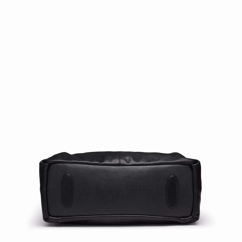 Foxer marca feminina bolsa de couro genuíno bolsas moda feminina luxo bolsa de ombro