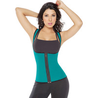New Fashion Waist Training Corset Sweat Enhancing Thermal Sport Vest Neoprene Waist Cincher Waist Trainer Hot