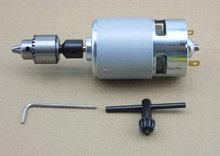 Dc 12v-30v 4000rpm-8000rpm High Torque Electric Drill Electric Grinding Ball Bearing Cooling Fan High Precision Drill
