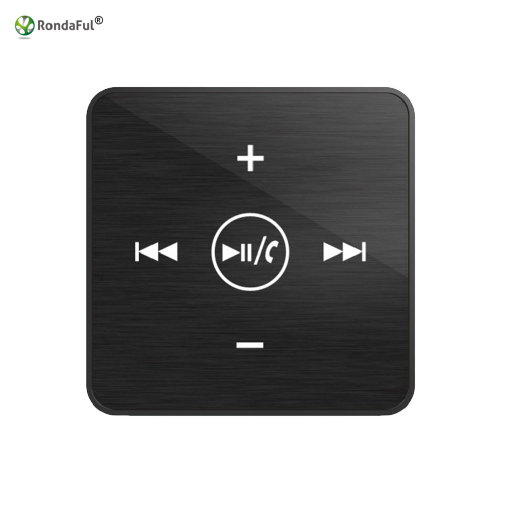 Clip-On Style Audio Receiver for Sound System Receptor Bluetooth Receiver Audio Speaker Bluetooth Music Receiver Hands-Free 3.5M