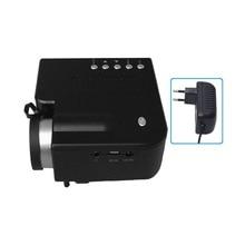 UC28B Mini Portable LED Projector 1080P LCD Multimedia Home Cinema Theater USB T