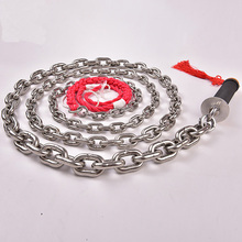 Wushu whip shaolin whip iron Kirin whip martial art products nine whip