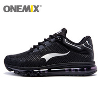 2017 Onemix Men S Running Shoes Lightweight Air Cushion New Sneakers For Men Sports Jogging Shoes