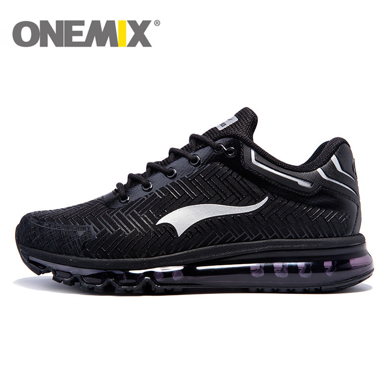2017 onemix men's running shoes lightweight air cushion new sneakers for men sports jogging shoes trainers 2016 new air cushion running shoes for men brand trainers sport shoes breathable athletic sneakers men training runners air