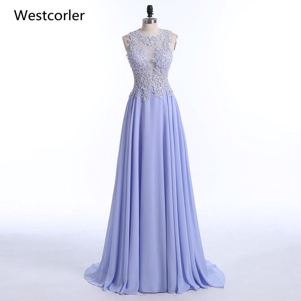 Largo elegante vestidos de baile 2017 ahora gasa vestidos de cóctel ...
