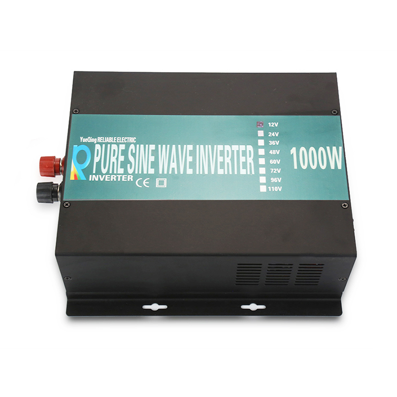 1000W Pure Sine Wave Solar Inverter 24V to 220V Car Power Inverter Power  Supply Converter 12V/24V/48V DC to 120V/230V/240V AC