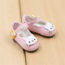Neo Blythe Doll Kitty & Butterfly Shoes