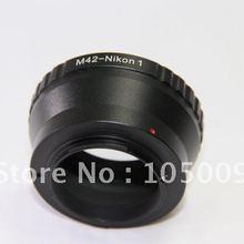 M42 m 42 Винт кольцо-адаптер для крепления на объектив камеры nikon1 N1 J1 J2 J3 J4 V1 V2 V3 S1 S2 AW1 Камера