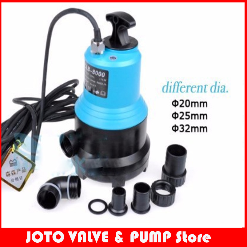 CLB-8000 Submersible Water Pump for Pond clb 8000 submersible water pump for pond