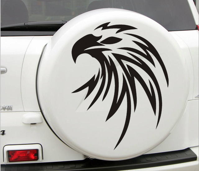 Cm COOL Eagle Head Car Sticker High Quality PET Waterproof - Cool decals for truckspeugeot cool promotionshop for promotional peugeot cool on