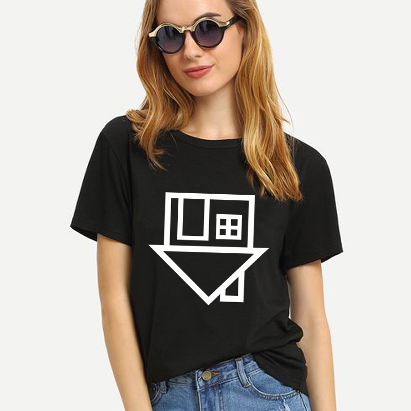 the neighbourhood tee shirt femme 2017 casual harajuku. Black Bedroom Furniture Sets. Home Design Ideas