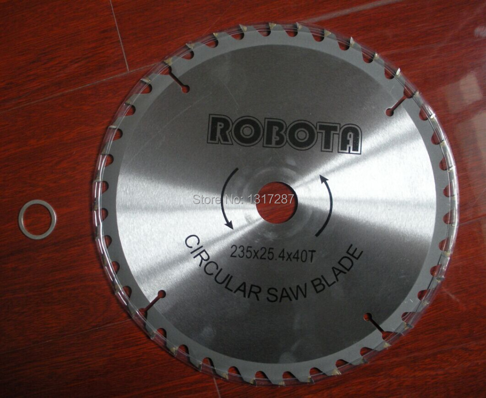 9 *25.4* 40T  235mm*25.4*40T Circular saw blade, hard alloy steel round wood disc circle blade 40teeth 10 60 teeth wood t c t circular saw blade nwc106f global free shipping 250mm carbide cutting wheel same with freud or haupt