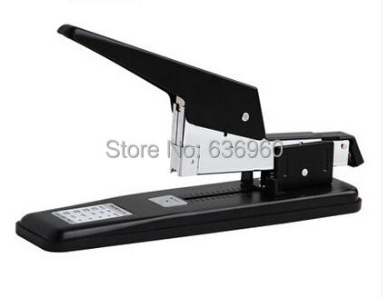 New hot 2015 Deli 0390 heavy-duty stapler  80 pages thick stapler binding machine office supplies strength thick stapler can bind heavy papers 100sheets thickness binding jumbo heavy duty stapler