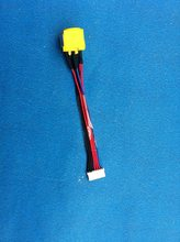 New jack dc power com cabo para lenovo ibm thinkpad t530 w530 p/n: 50.4ke01.011 50.4ke09.011