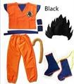 Для взрослых и детей Z Сон Гоку Косплэй костюм на Хэллоуин платье вечерние костюмы S-2XL