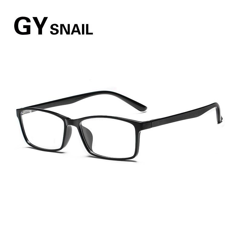 GY SNAIL Computer Glasses Women Men Anti Blue Light Blocking Filter Reduces Digital Eye Strain Clear Gaming  Eyewear TR90 UV400 blue light blocking glasses