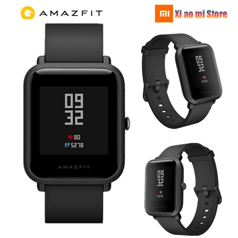 Amazfit Bip Beep English Version Smart Watch Men Women Xiaomi Amazfit Bip Huami Gloness GPS Smartwatch