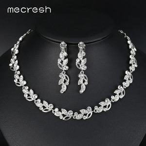 Mecresh Trendy Leaves Crystal