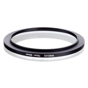 Image 2 - original RISE(UK) 72mm 82mm 72 82mm 72 to 82 Step Up Ring Filter Adapter black