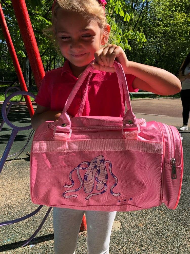 cfbc940bc5 2019 Discount Child Dance Bag Female Adult Dance Backpack Infant ...