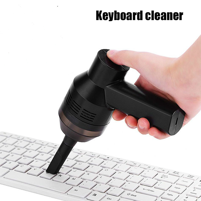 Portable Mini Handheld USB Keyboard Vacuum Cleaner Brush For Desktop PC Laptop Computer Cleaners Tools Hot Sale