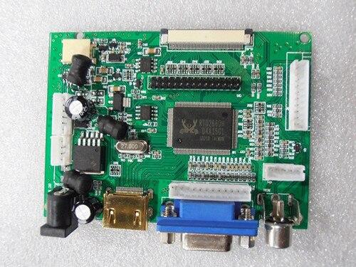 7 дюймов 8 дюймов ЖК-экран 50PIN универсальный AT070TN90/92/94 водитель борту HDMI модифицированный автомобиль qunchuang проекции