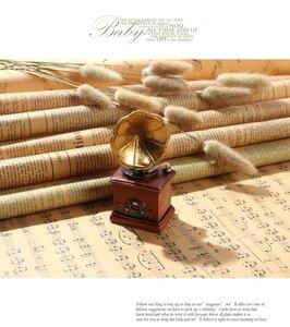 Image 3 - 7 cái/bộ Hoài Cổ Cũ Tiếng Anh Báo Phong Cách Châu Âu 52*75 cm Nền Giấy Nền Nhiếp Ảnh cho Studio Ảnh Đồ Trang Trí Đạo Cụ