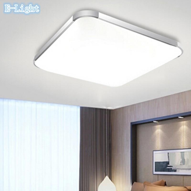 comprar w led luces de techo cuadrada lmpara de aluminio acrlico mm dimetro ac v uso de la lmpara de techo cocina