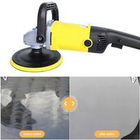 New 2019 Durable Car Polisher Car Paint Care Tool Variable Speed Polishing Machine Sander 220V 1200W Electric Floor Polisher
