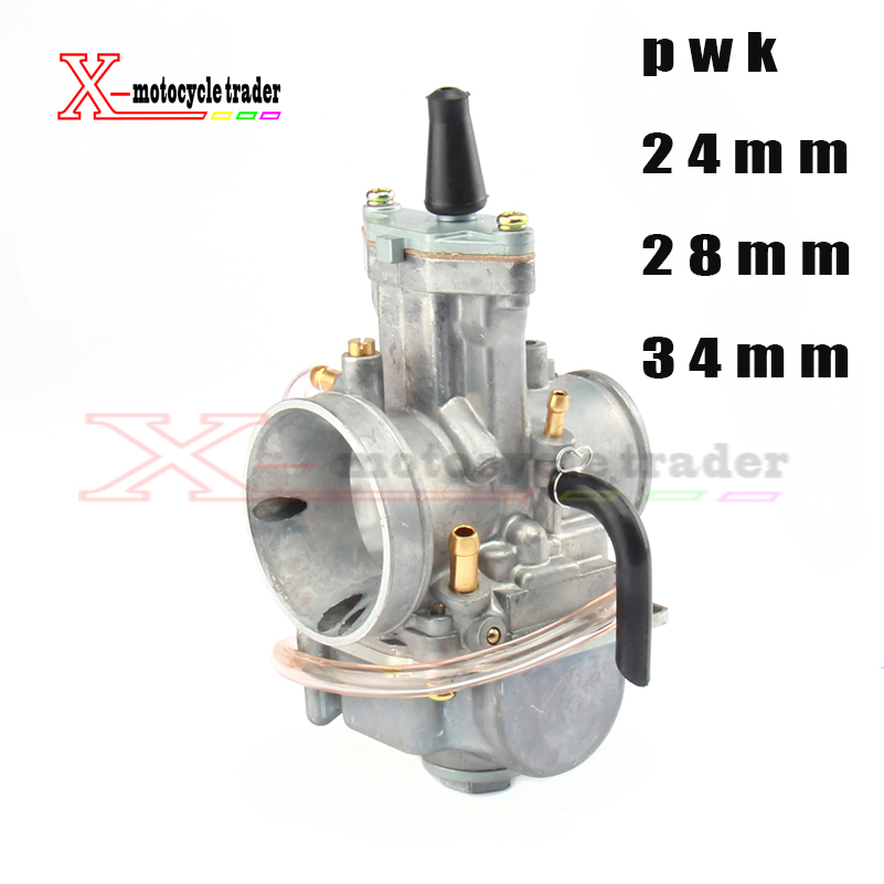 <font><b>PWK</b></font> 24 28 <font><b>34</b></font> carb <font><b>pwk</b></font> <font><b>carburetor</b></font> Carburador 24 28 <font><b>34</b></font> mm with power jet fit on racing motor Motorcycle image