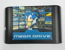 811 в 1 патрон игры для Sega Genesis megadrive
