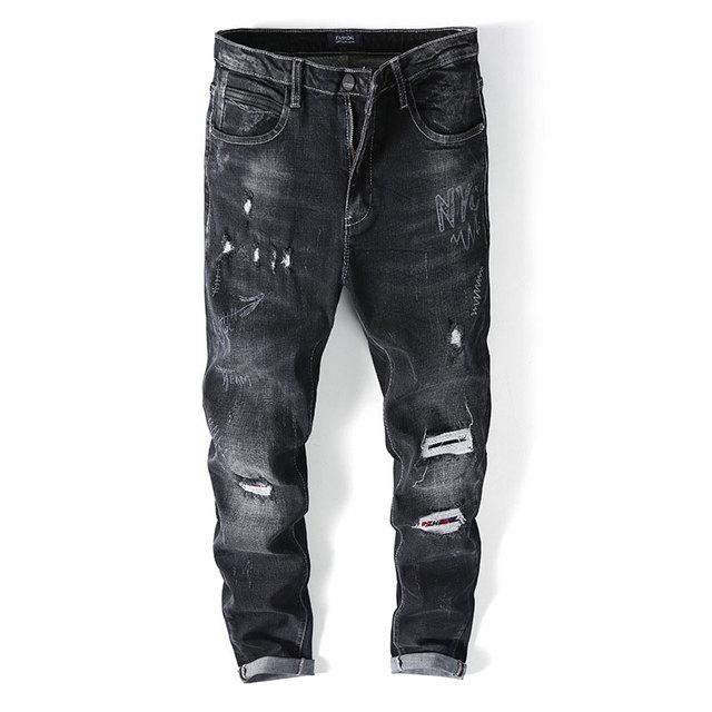 الملتمس الأطفال ملكية Jeans Rotos Hombre 2018 Loudounhorseassociation Org