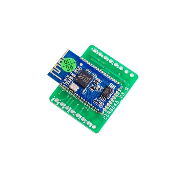 ブルートゥース4.0 csr8645アンプボード5ワット+ 5ワットapt-xステレオレシーバーampモジュール