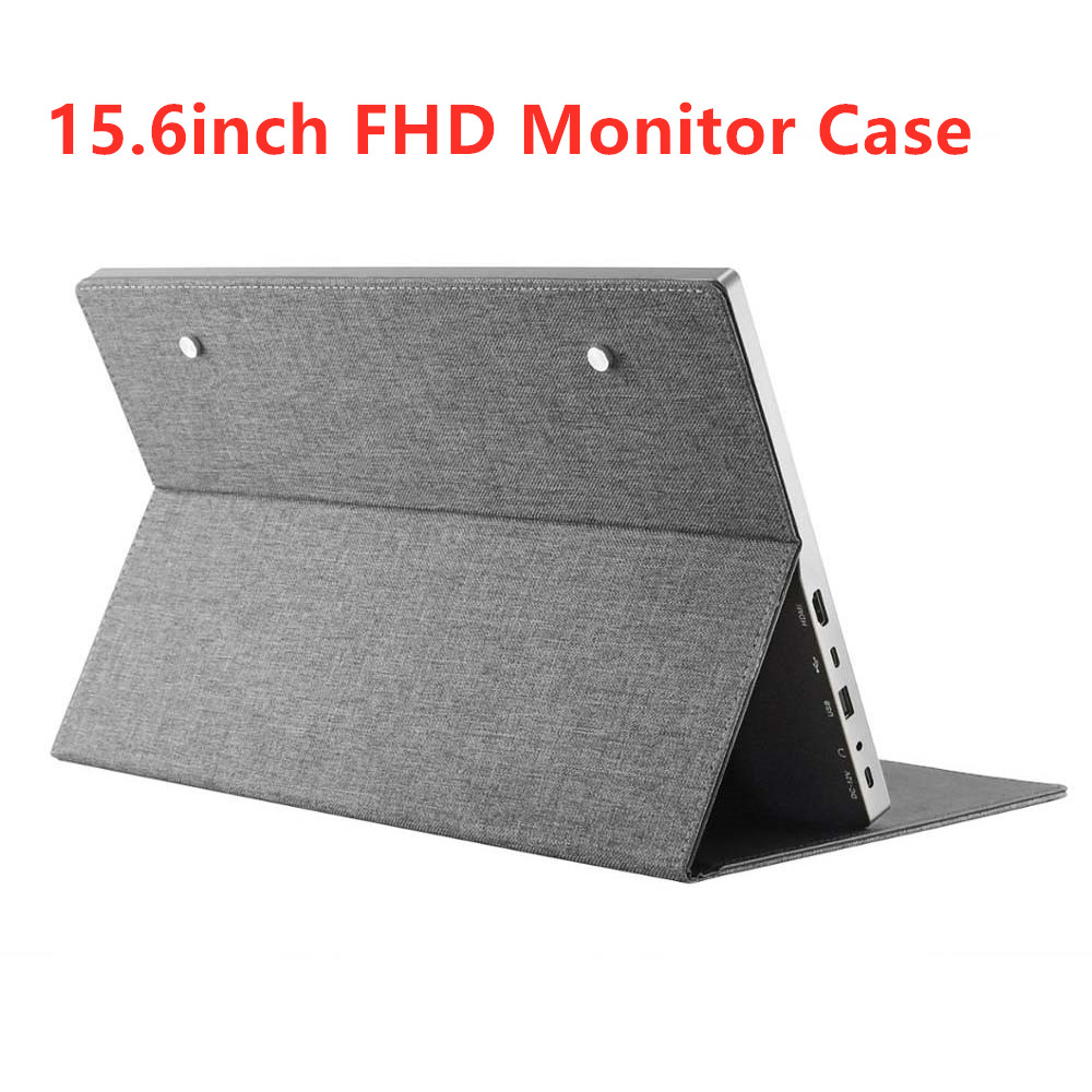 Waveshare Protective Case For The 15.6inch FHD Monitor Folio Cover Stand Easy To Install