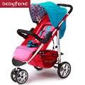 Marque bébé poussette pour poupées bébé landau multi fonction tricycle haute paysage poussette stroller for stroller brand baby star stroller -
