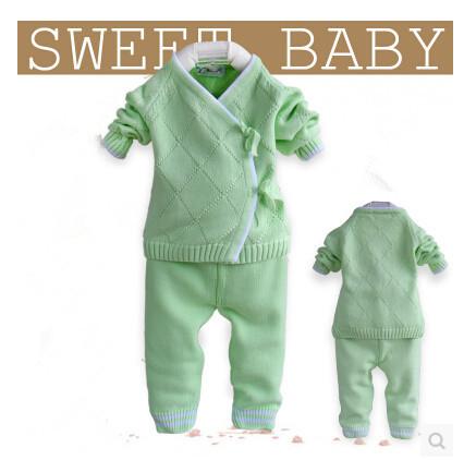 Camisola Do Inverno Do Bebê quente Do Bebê Cardigan Sweater Terno Outono Lacing Camisola infantil Para Meninos E Meninas 0-18 Meses Bebê Aquecido camisola