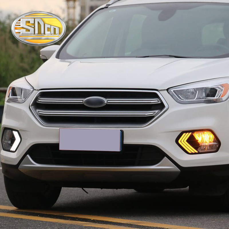 Image Result For Ford Kuga Led Daytime Running Lights