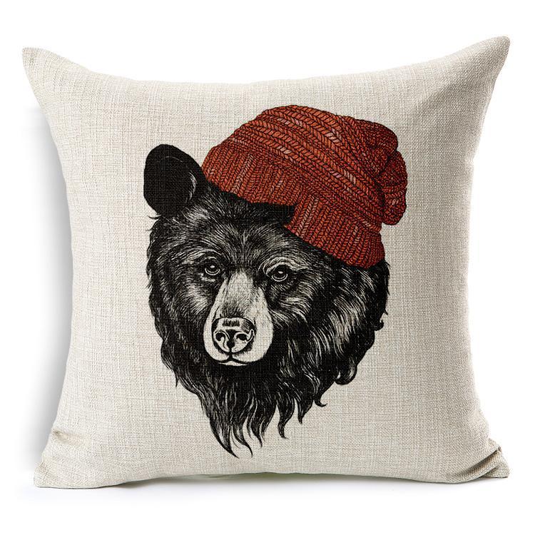 этажи картинки медведь в шапке что чакрах
