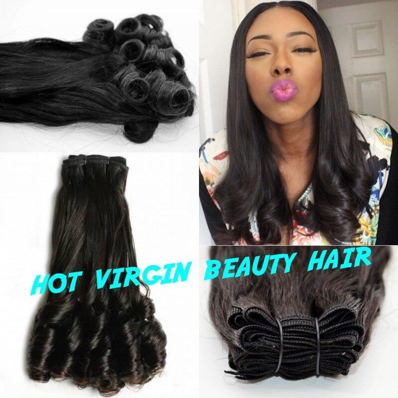 8a Nigerian Mongolian Virgin Hair Weave Extensions 3pcslot Nigerian