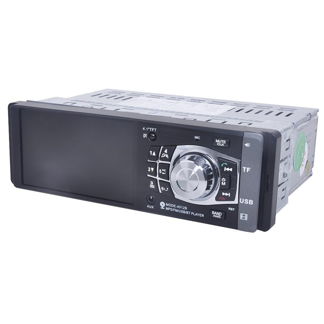 4 pouces voiture lecteur MP3 WMA OLED écran stéréo AUX voiture lecteur MP3 Radio USB Auto FM transmetteur modulateur voiture lecteur Audio 4012B