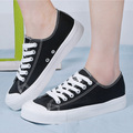 Zapatillas Deportivas Mujer Top Fashion Better Ladies Womens Classic Canvas Casual Shoes Lace-up Women Flats Trainer 2017 Hot